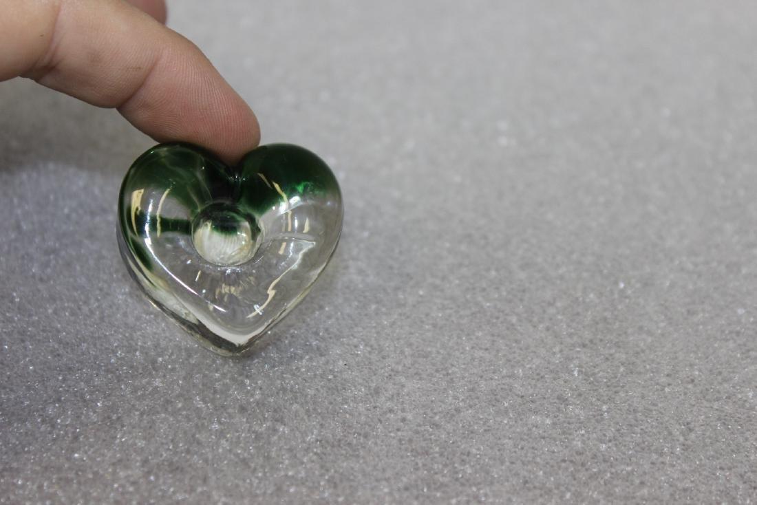 A Gozo Glass Heart