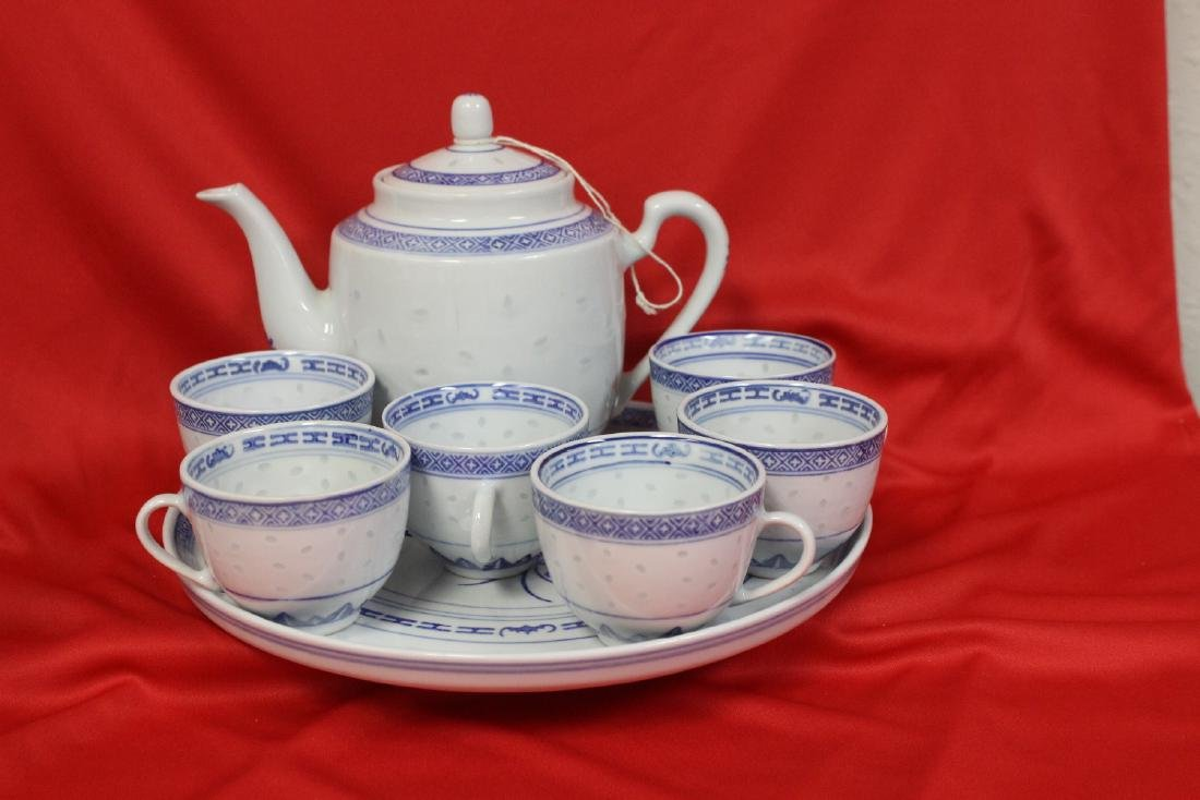 A Chinese Teaset