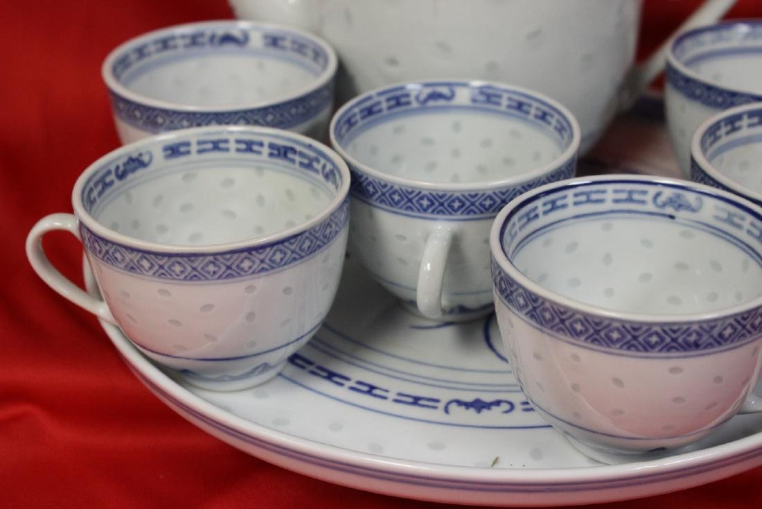 A Chinese Teaset - 2