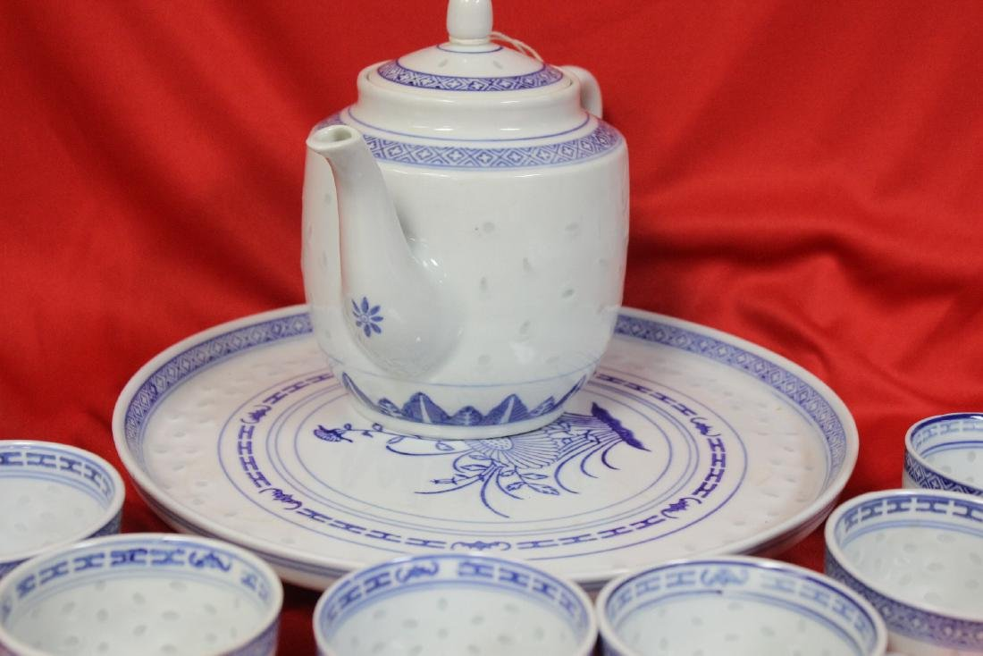 A Chinese Teaset - 4