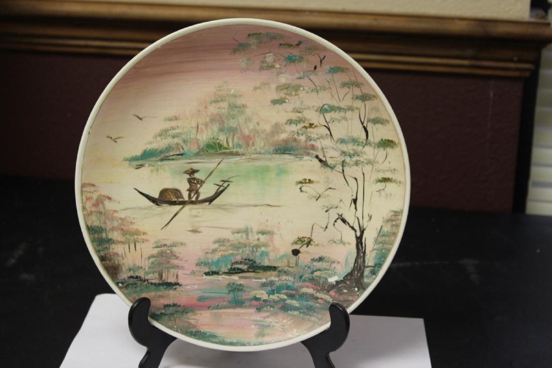 An Oriental Plate