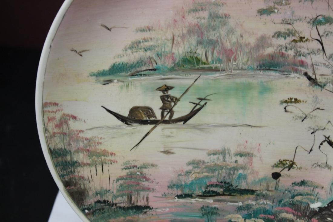 An Oriental Plate - 2