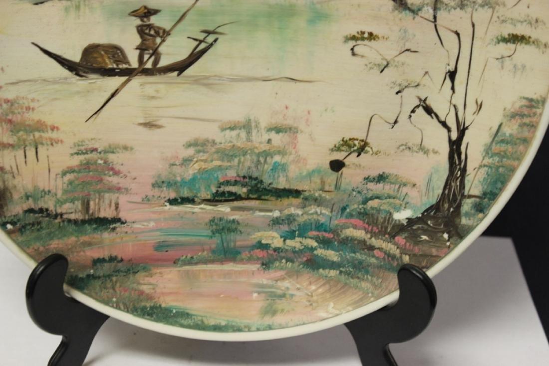 An Oriental Plate - 3
