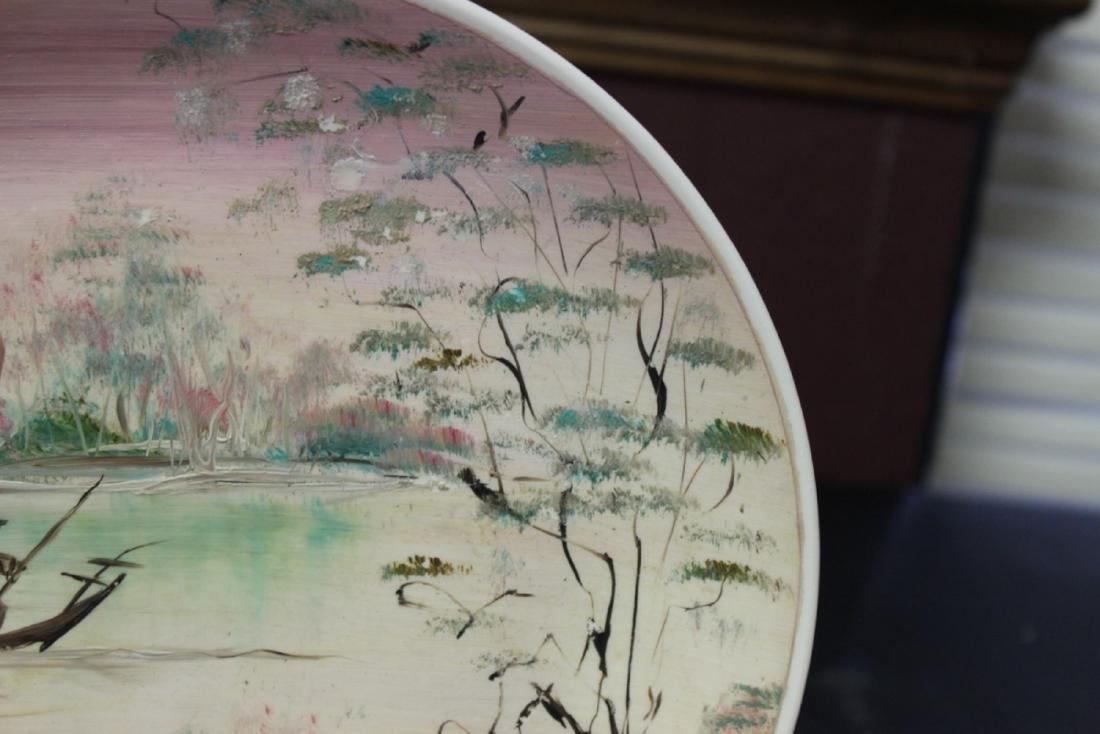 An Oriental Plate - 5