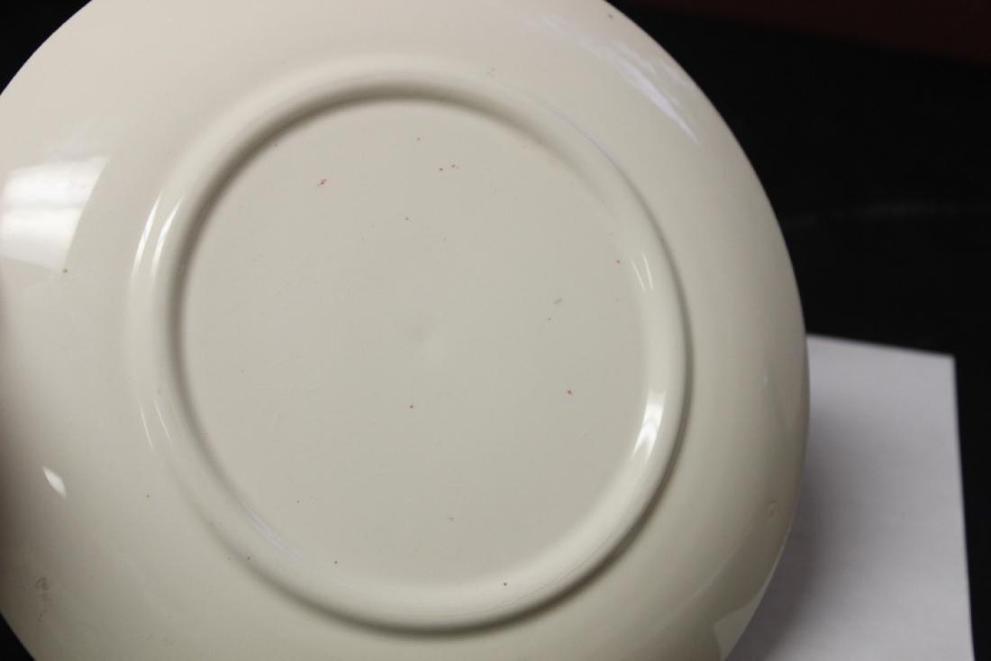 An Oriental Plate - 7