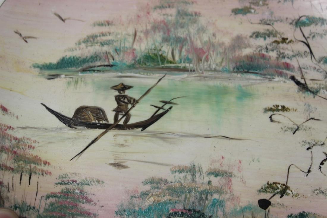 An Oriental Plate - 8