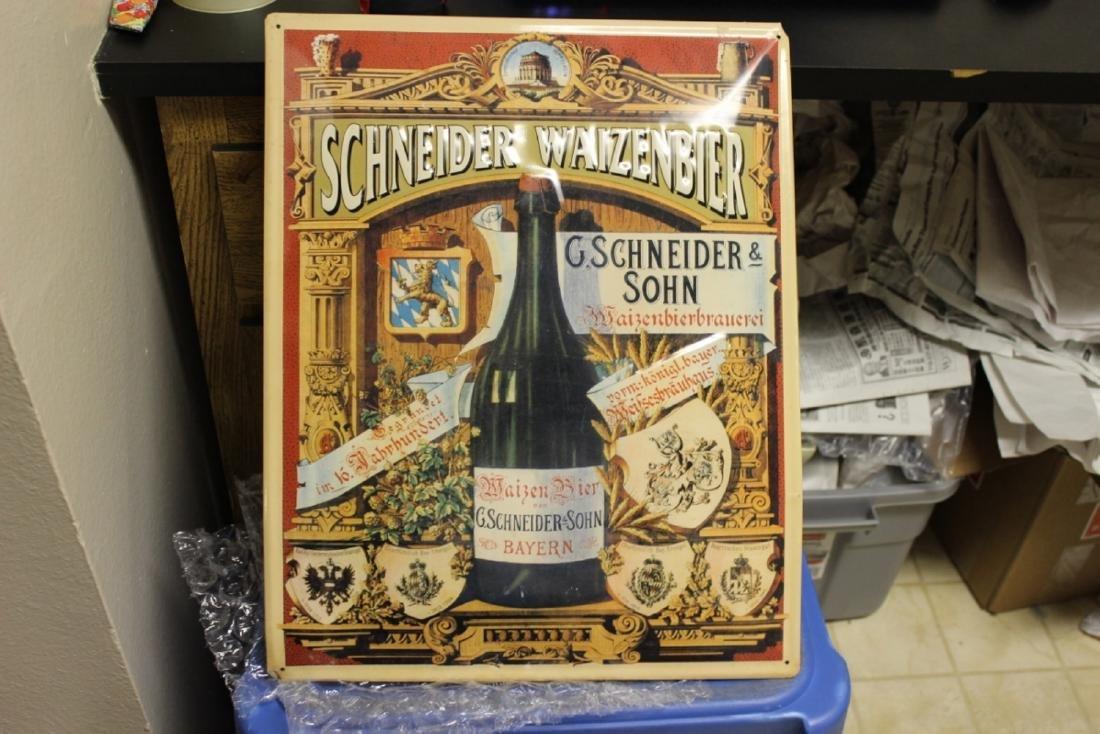 A German Beer Sign - Vintage