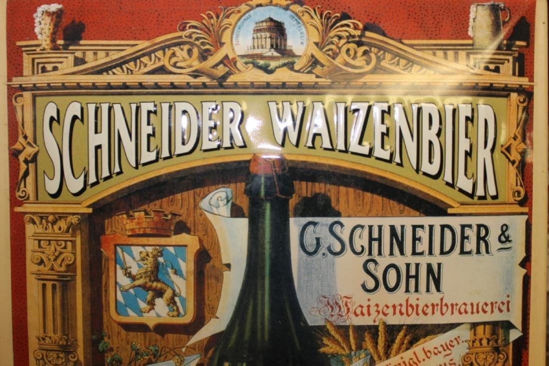 A German Beer Sign - Vintage - 2