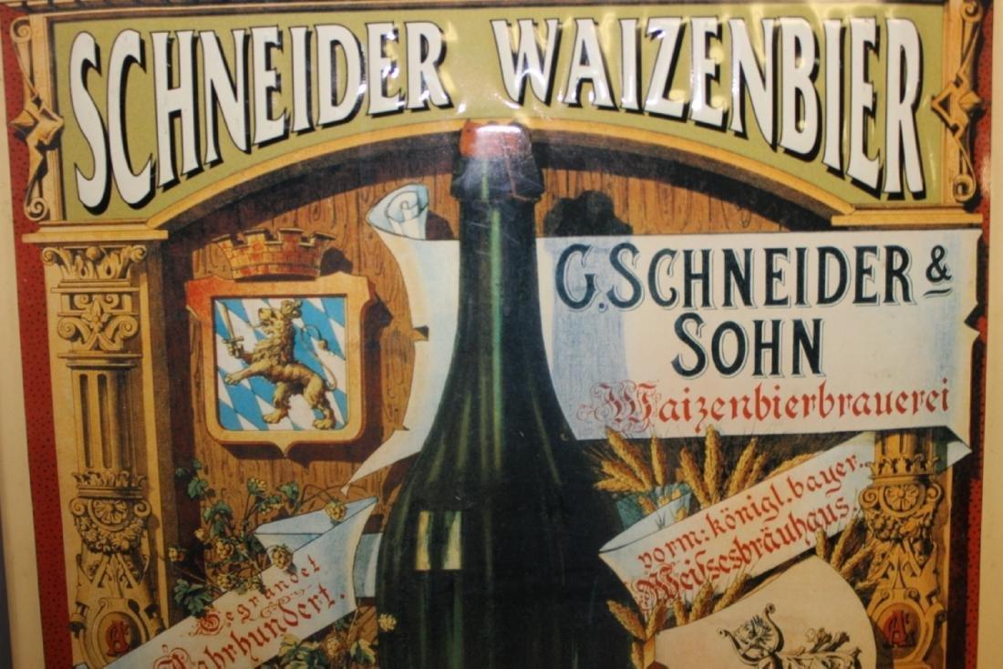 A German Beer Sign - Vintage - 3