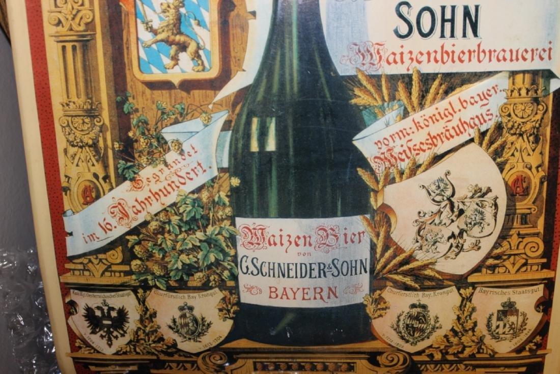 A German Beer Sign - Vintage - 4