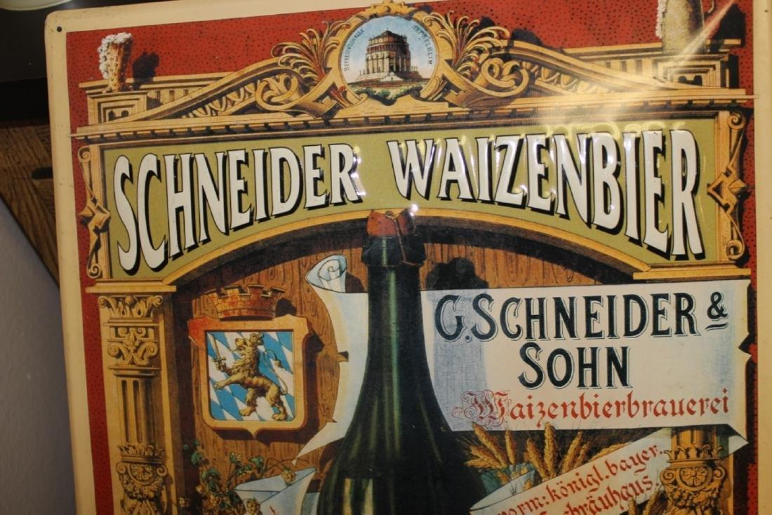 A German Beer Sign - Vintage - 6
