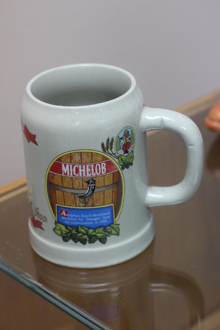 Anheuser-Bush Beer Stein - 2
