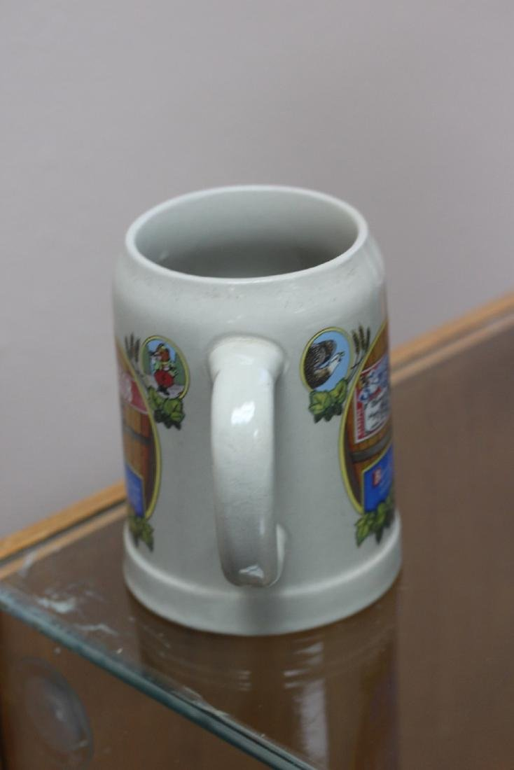 Anheuser-Bush Beer Stein - 4
