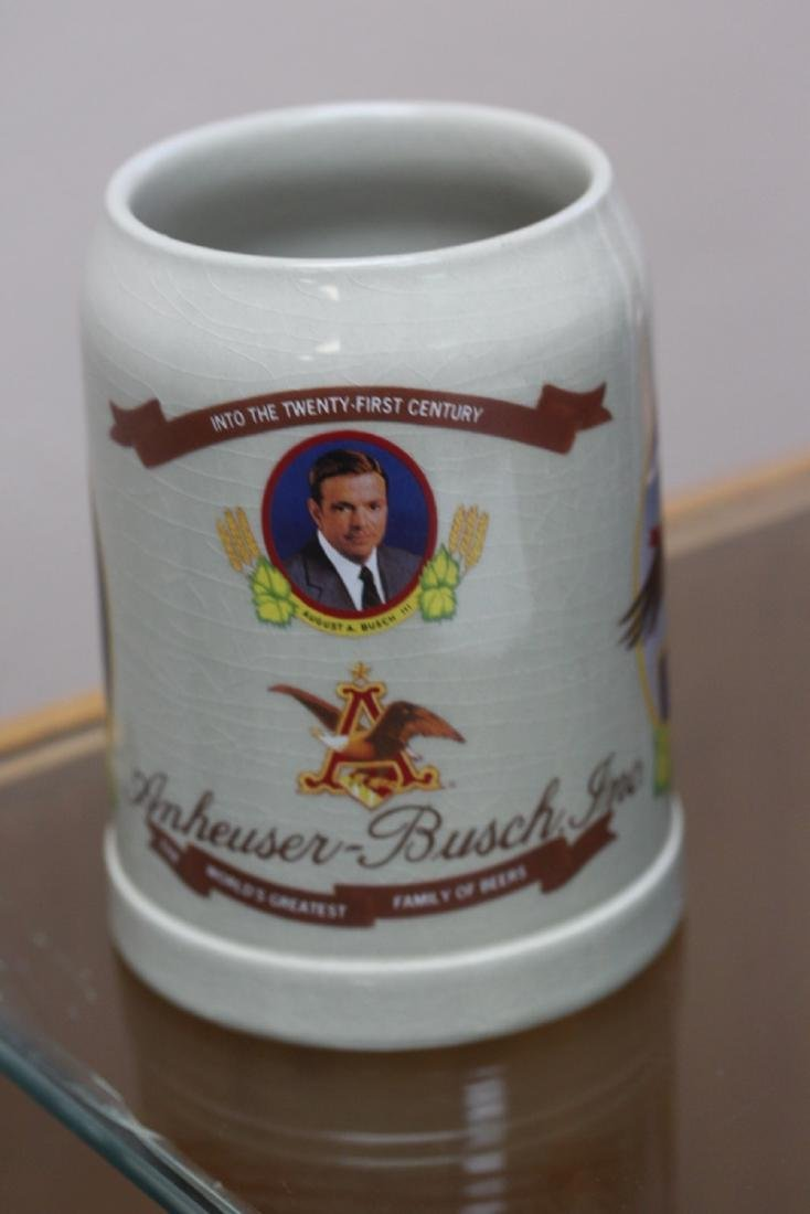 Anheuser - Bush Beer Stein