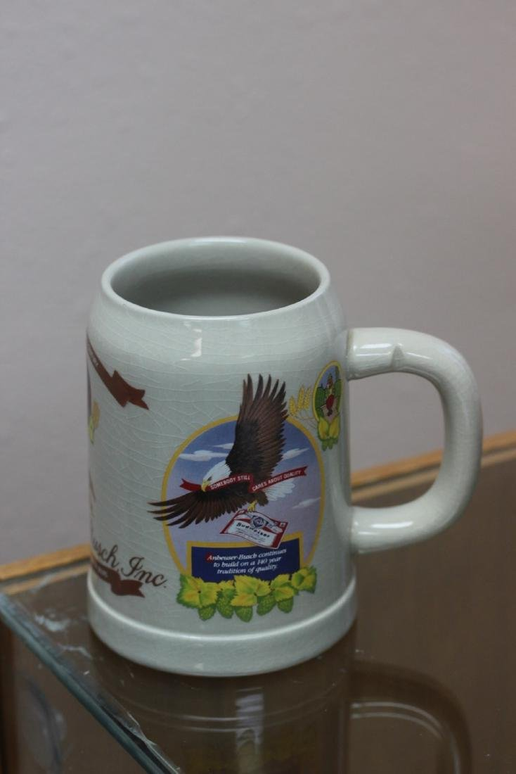 Anheuser - Bush Beer Stein - 3