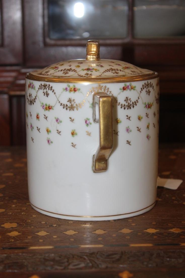 Dresden Lidded Biscuit Jar - 2