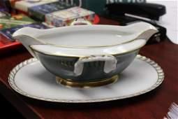 A German Franconia Gravy Bowl