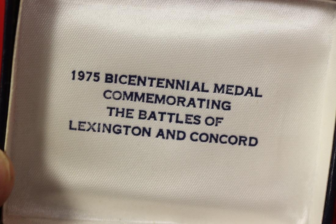A Paul Revere 1975 Bicentennial Medal - 2
