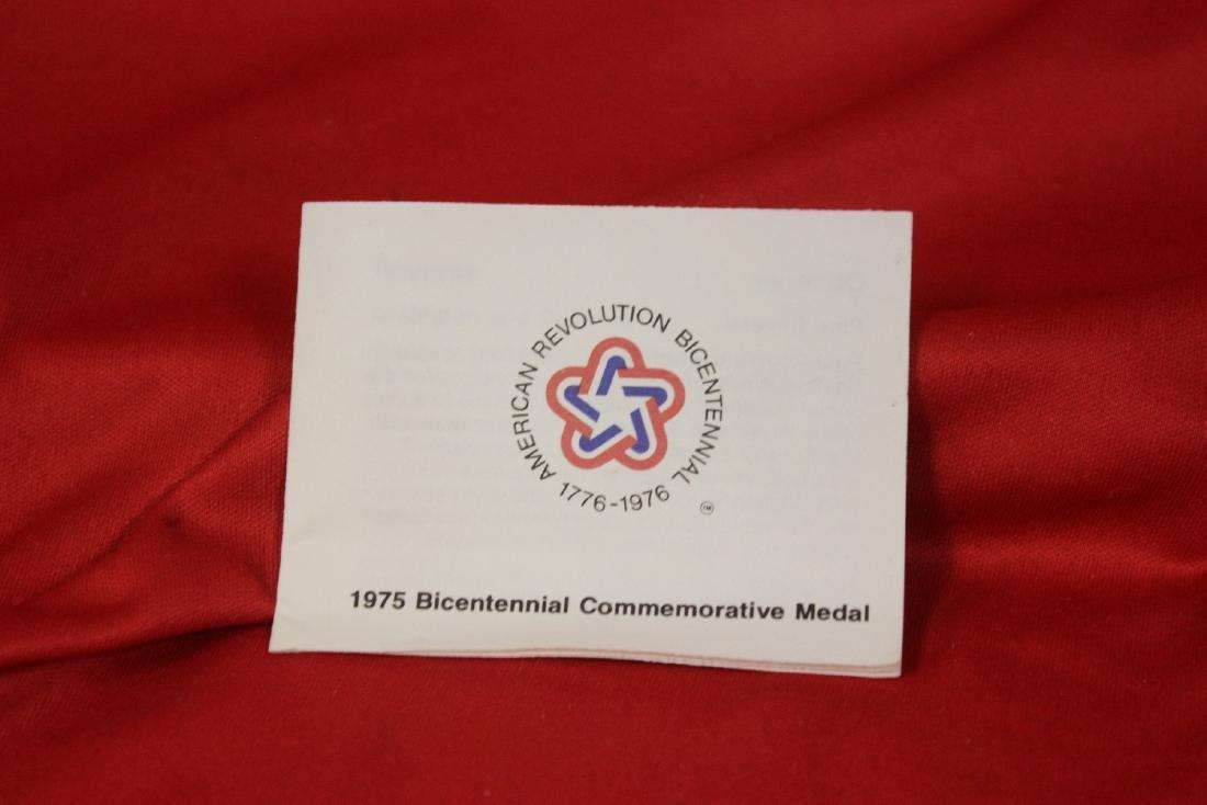A Paul Revere 1975 Bicentennial Medal - 3