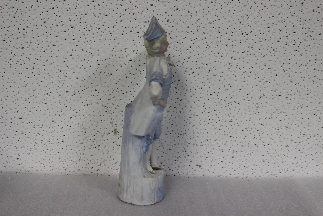 A Vintage Bisque Figurine - 4