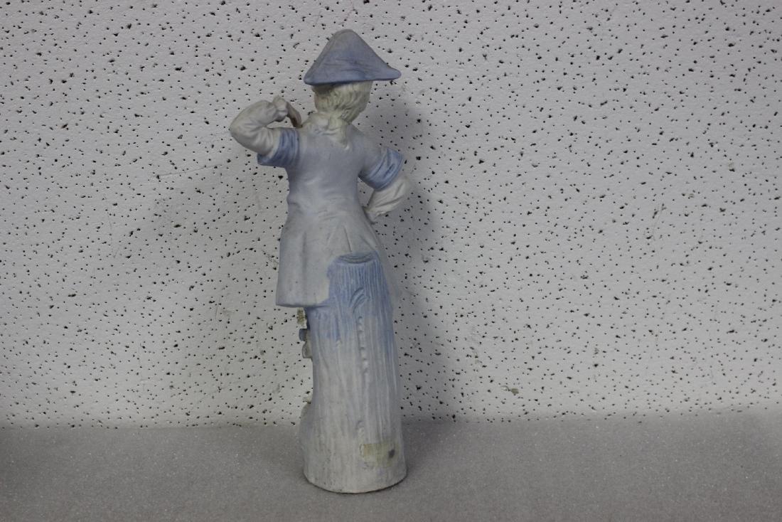 A Vintage Bisque Figurine - 5