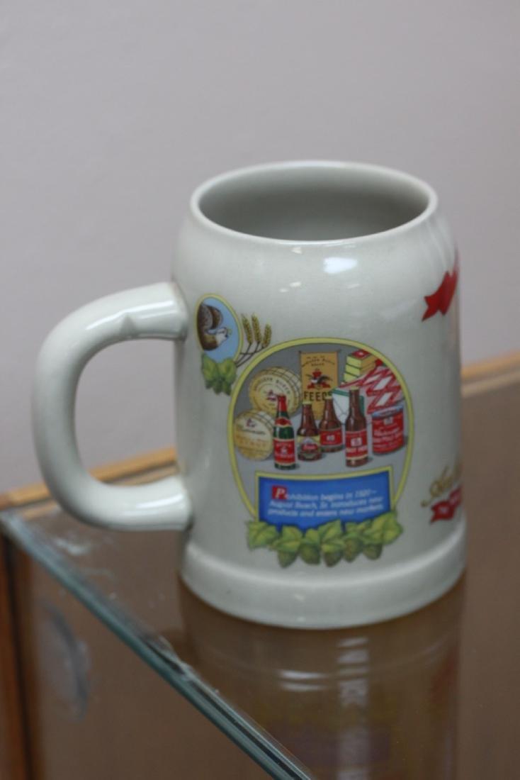 Anheuser-Bush Beer Stein - 2