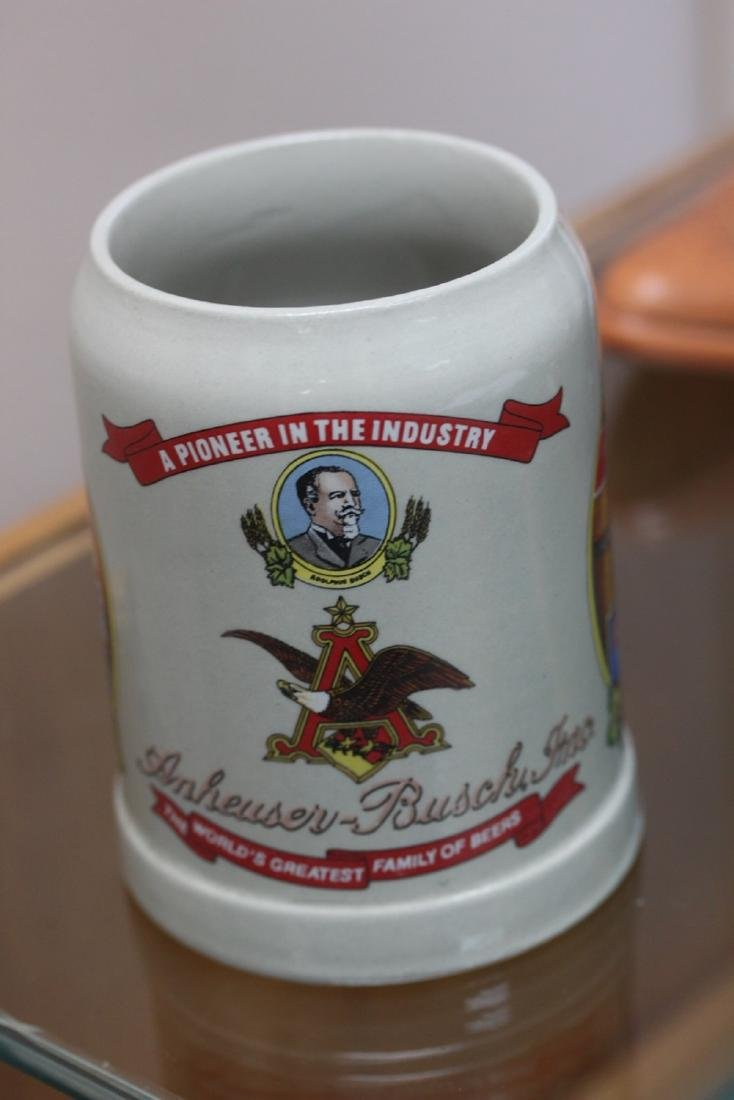 Anheuser-Bush Beer Stein