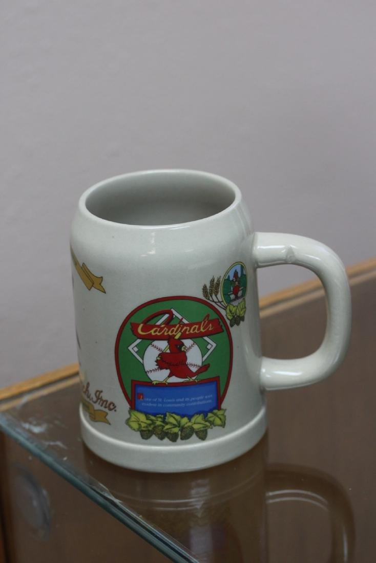 Anheuser-Bush Beer Stein - 3