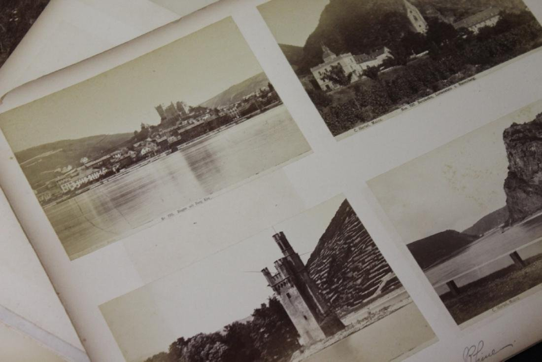 Lot of Old Photographs of the Castles, etc - 3