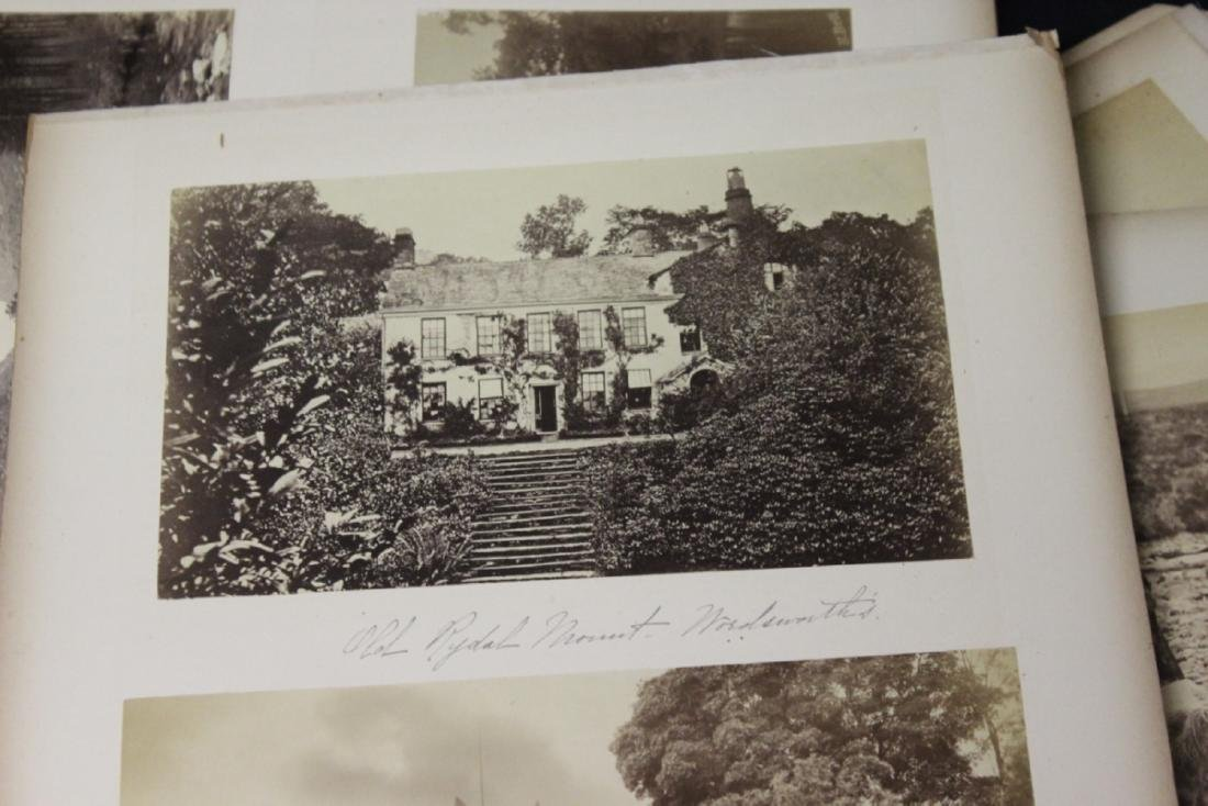 Lot of Old Photographs of the Castles, etc - 7