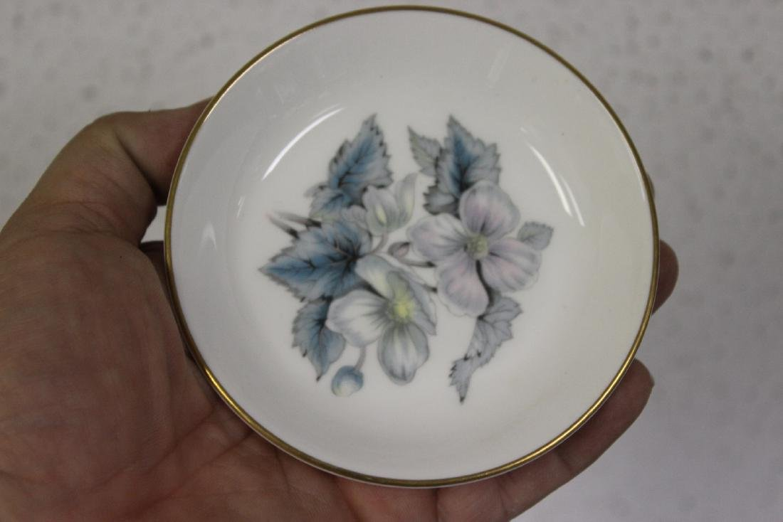 A Royal Worcester Bone China Dishes - 2