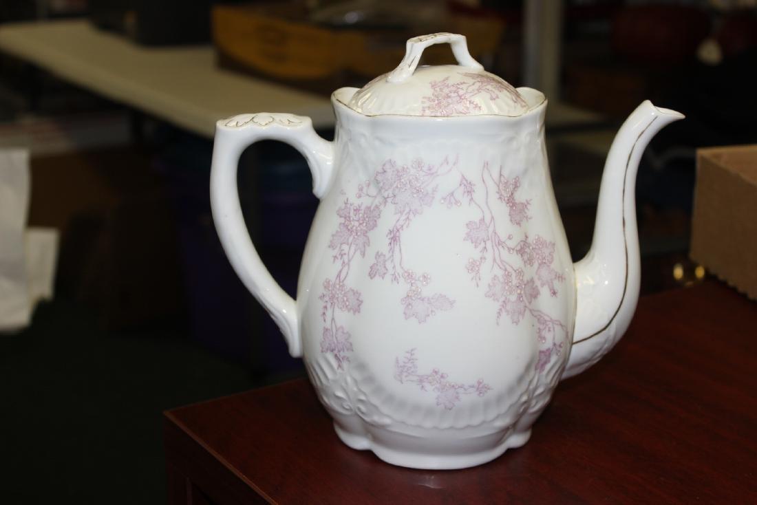 A Large Antique Teapot