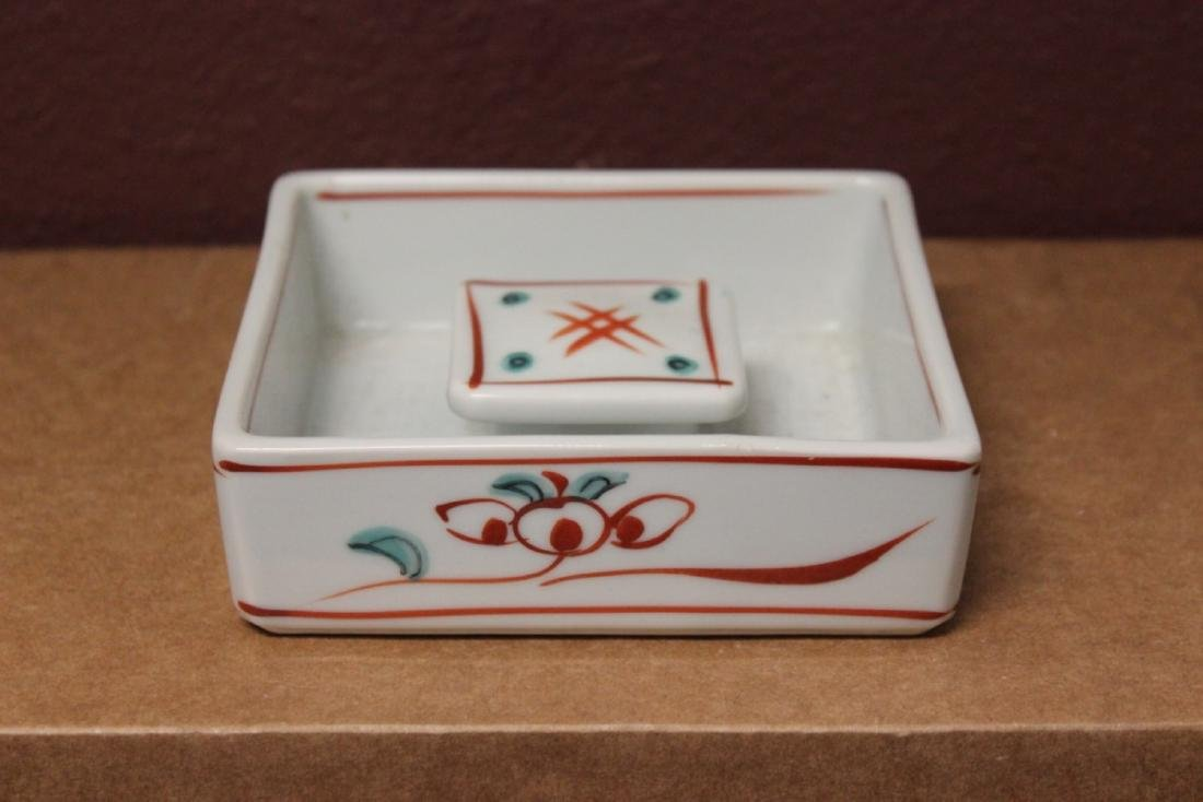 A Chinese Square Bowl? - 2