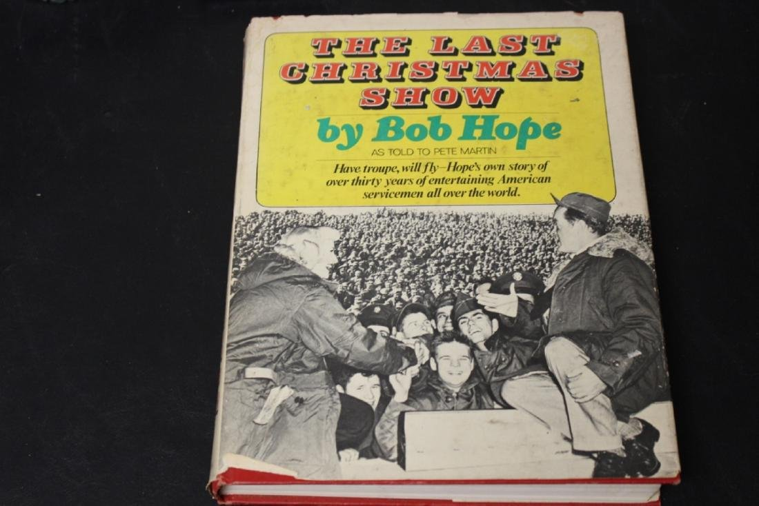 Book - The Last Christmas Show by Bob Hope