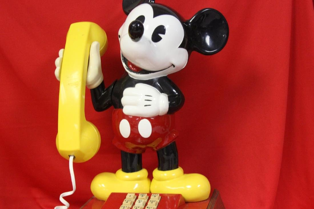 A Mickey Mouse Phone