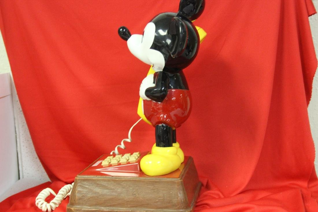 A Mickey Mouse Phone - 2