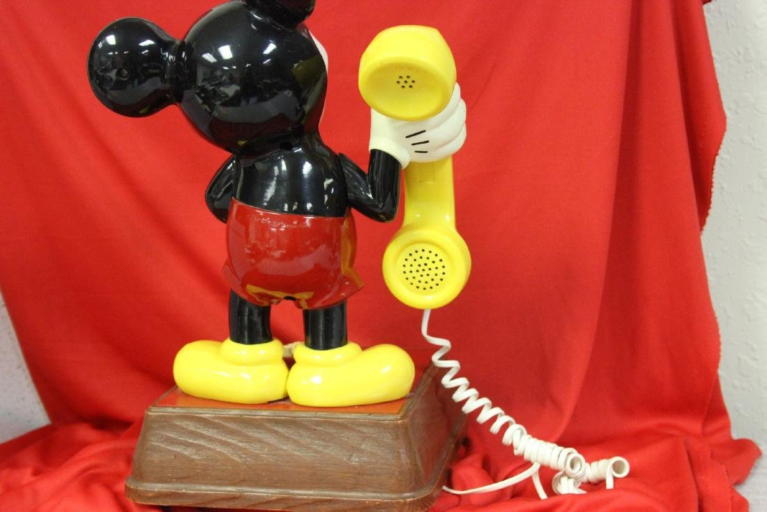 A Mickey Mouse Phone - 3