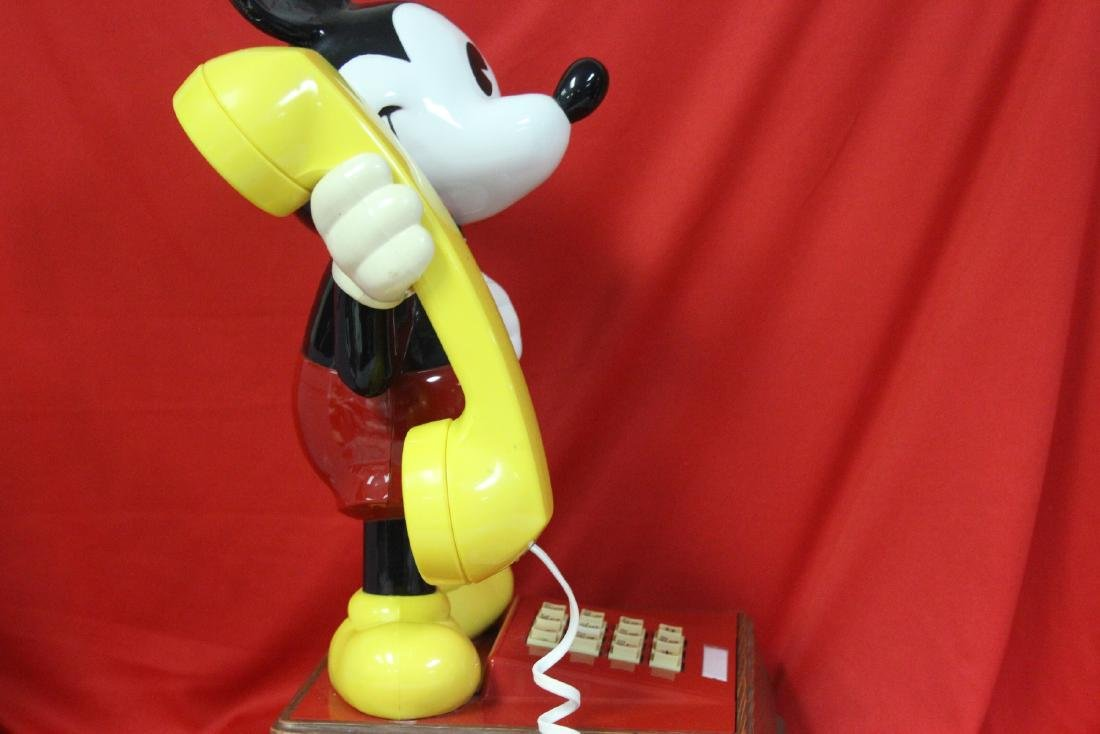 A Mickey Mouse Phone - 4