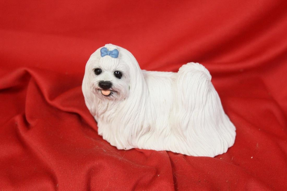 A Resin Dog