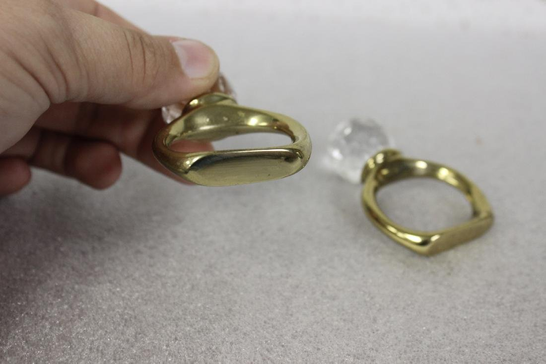 Lot of Two Napkin Rings - 3