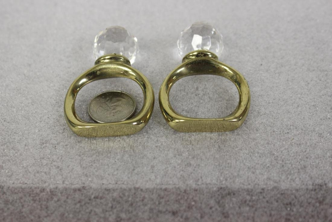 Lot of Two Napkin Rings - 6