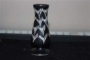 A Stone Mombasa Vase Vintage