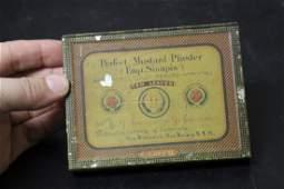 A Vintage Tin Box