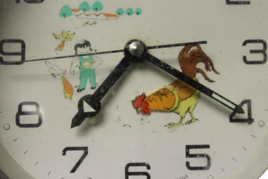 A Vintage Chinese Clock - 3