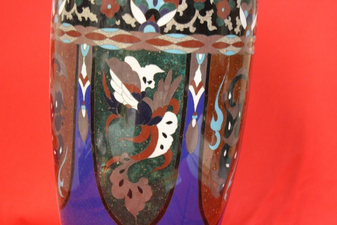 An Antique Japanese Cloisonne Vase - 3