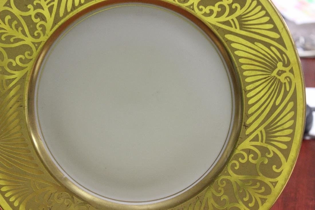 A Plate- Hand Painted Pickard - 4