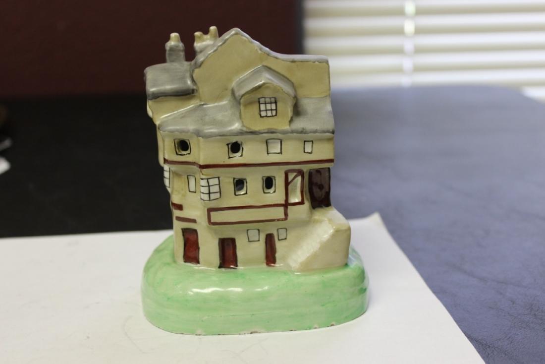 A Staffordshire? House