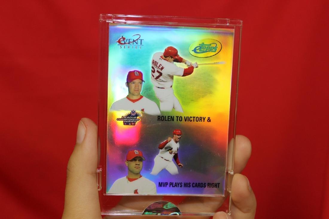 Etopps Encased Baseball Card Apr 27 2019 Lakeland