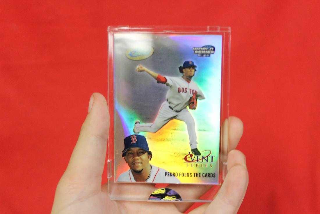 Etopps Encased Baseball Card