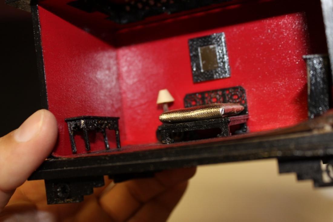 A Miniature Doll House Furniture - 3